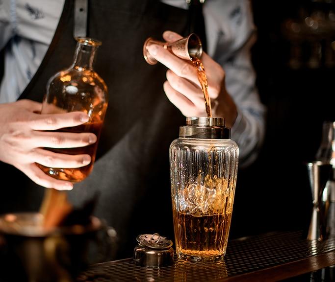 Small bar liquor licence