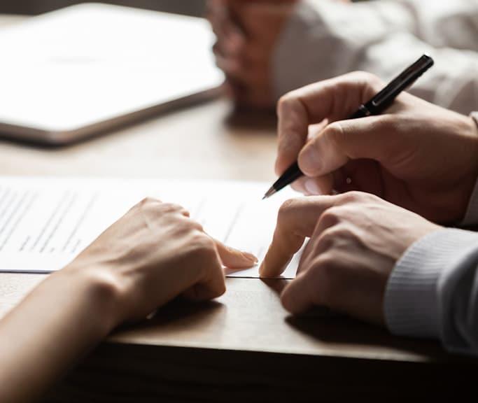 Binding Financial Agreement Lawyer Sydney